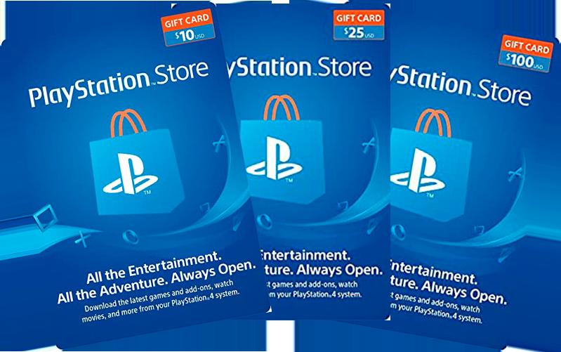 Tarjetas PlayStation Store Ecuador