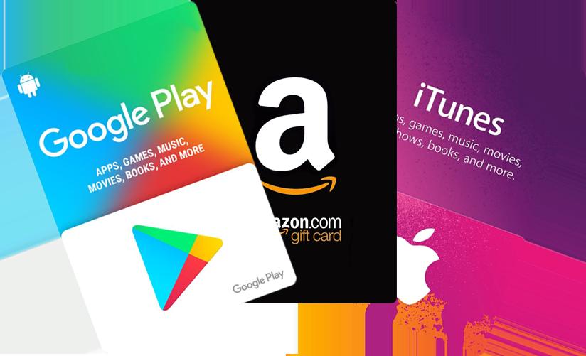 Tarjetas Google Play Ecuador
